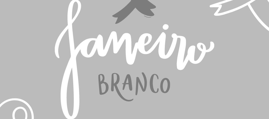Cartaz Janeiro Branco